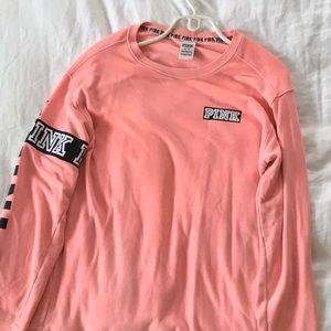 Victoria's Secret PINK oversized sweatshirt